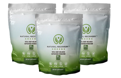 cbd benefits natural recovery greens