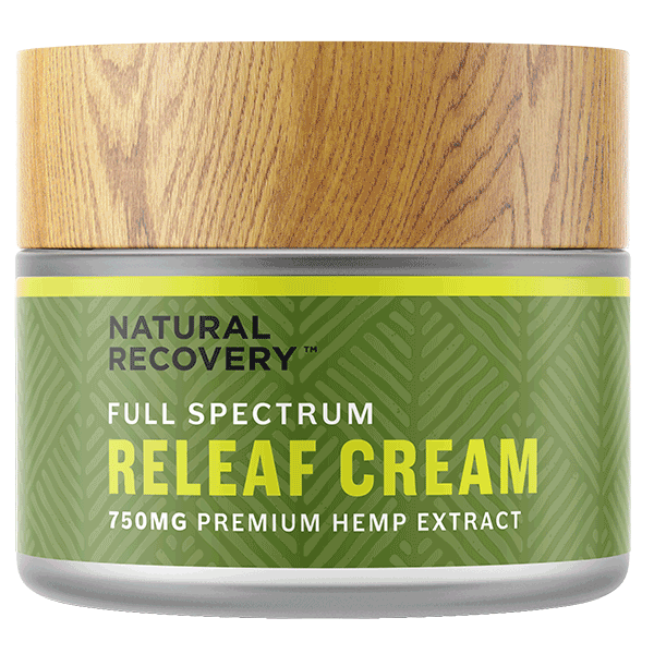 Natural Recovery Releaf Cream